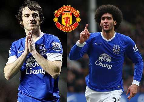 Hai cái tên sẽ được David Moyes đưa về Old Trafford mùa giải tới