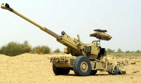Pháo xe kéo 155mm Howitzer của BAE Systems - Anh