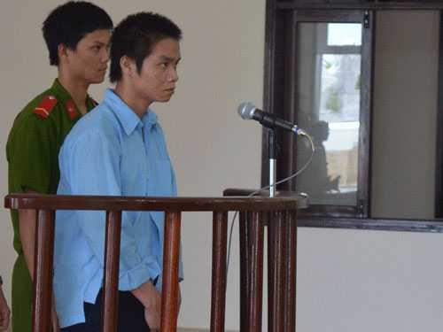 Bị cáo Phong bị tuyên án 14 năm tù tại phiên xử sơ thẩm