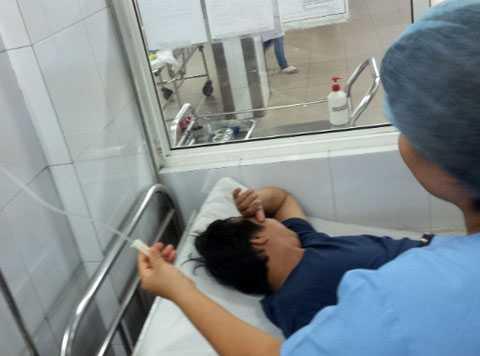Tính từ đầu năm 2013 đến nay, Đà Nẵng liên tiếp xảy ra 5 vụ ngộ độc thực phẩm khiến gần 100 người phải nhập viện