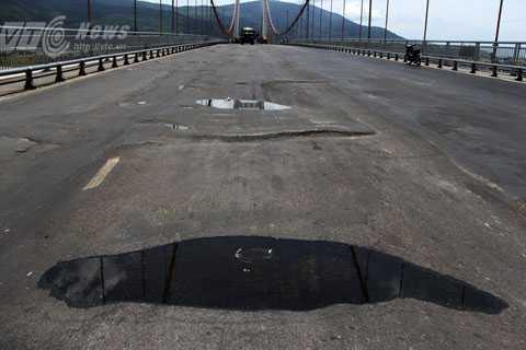 Mặt cầu Thuận Phước trước giờ 'đại phẫu'