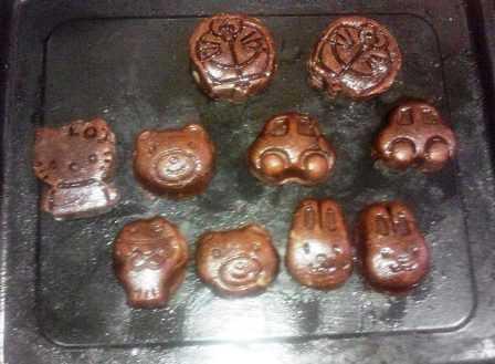 Một số mẫu bánh tự làm