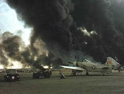 Đòn tấn công vào sân bay Tân Sơn Nhất