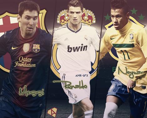 Nét mới của La Liga mùa giải này là sự xuất hiện của Neymar.