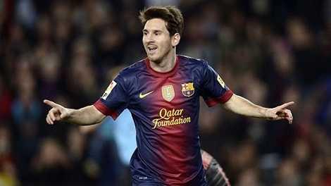 Messi từng ghi 17 bàn sau 13 lần chạm trán Atletico tại La Liga