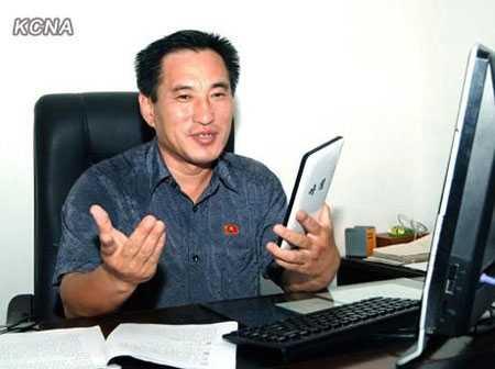 Achim - máy tính bảng mang thương hiệu của Triều Tiên