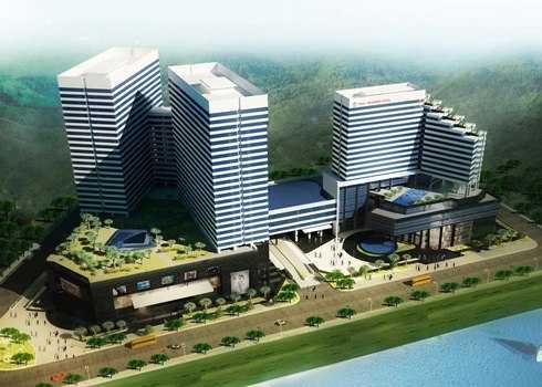 Khu phức hợp của HAGL tại Myanmar là dự án chủ lực hút vốn của tập đoàn trong năm 2013 bên cạnh cuộc đại phẫu toàn diện vừa công bố ngày 19/8.