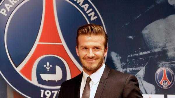 David Beckham và CLB cuối cùng trong sự nghiệp của mình.