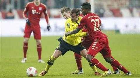 Các đội bóng Đức nổi tiếng với việc chi tiêu chặt chẽ.