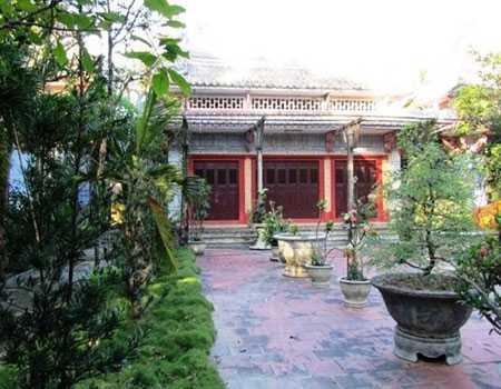 Chùa Tra Am, ngôi chùa cổ xứ Huế nơi có đôi rắn đến 'tu hành'