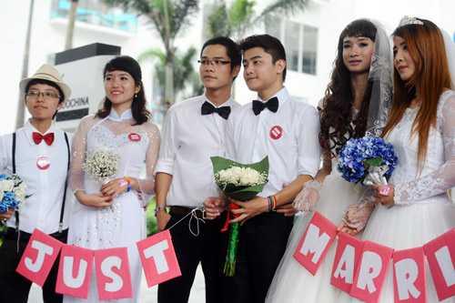 Tất cả đều khẳng định yêu là cưới