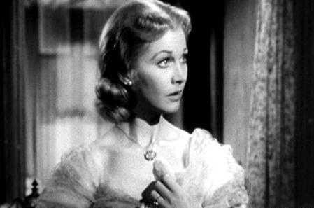 Vivien hóa thân vào vai Blande trong bộ phim Chuyến tàu mang tên  dục vọng.