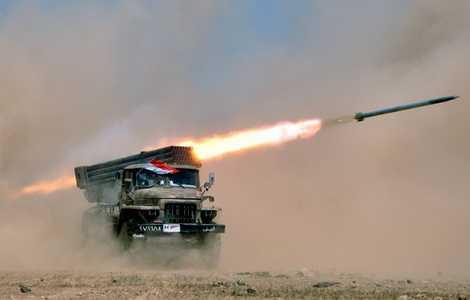 Thách thức lớn nhất nếu phương Tây can thiệp quân sự vào Syria là hệ thống phòng không