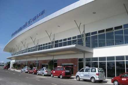 Cảng hàng không quốc tế Cam Ranh - Ảnh minh hoạ.