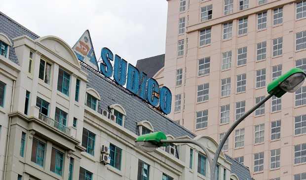Tổng dư nợ ngắn hạn của Sudico đã vượt quá tổng tài sản ngắn hạn của công ty.