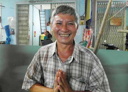 Ông Hùng - người chăm lo cho hàng trăm đứa trẻ có hoàn cảnh khó khăn ở lớp học tình thương.