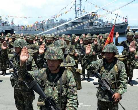 Hải quân Philippines