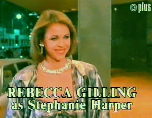 Rebecca Gilling trong phim Trở về Eden.