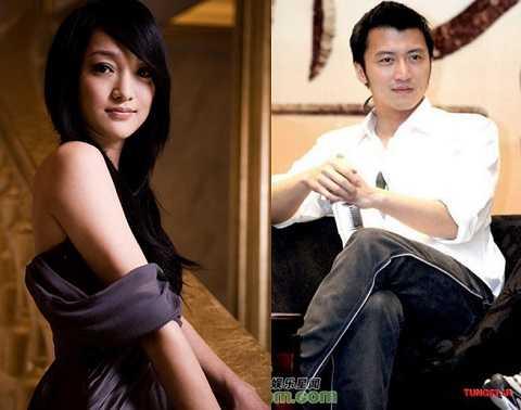 Nữ diễn viên bật cười khi được hỏi về mối quan hệ với Tạ Đình Phong.