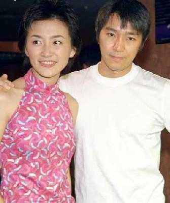 Châu Tinh Trì và tình cũ Vu Văn Phượng.