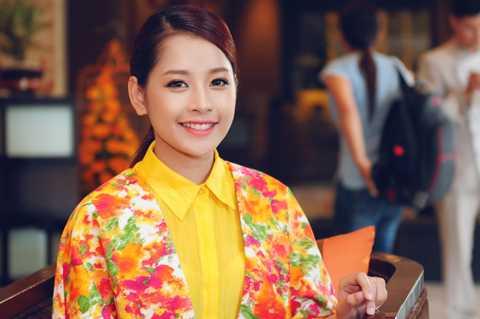 '5s online' là bộ phim truyền hình sitcom đầu tiên mà Chi Pu tham gia nên cô gặp không ít khó khăn khi mới khởi quay.