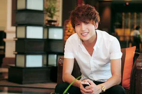 Hot boy Bê Trần