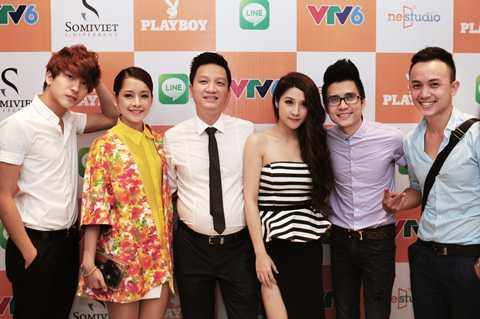 Bộ phim truyền hình sitcom dành cho lứa tuổi teen với các hình ảnh, nội dung gần gũi '5s online' sẽ được phát sóng từ ngày 2/9 với hơn 300 tập phim.