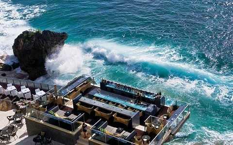 Bar Ayana Resort & Spa's Rock tại Bali