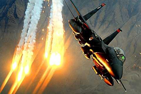Chiến đấu cơ Mỹ được cho là mối đe dọa lớn với Syria