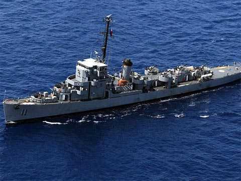 Chiến hạm của Philippines - Ảnh minh họa
