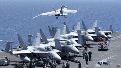 Tàu sân bay Mỹ