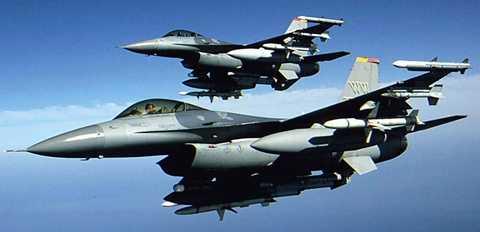Chiến đấu cơ đa năng F-16