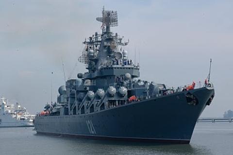 Tuần dương hạm tên lửa của Nga