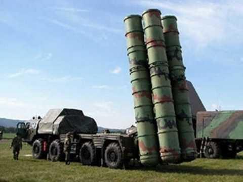 Hệ thống tên lửa phòng không S-300