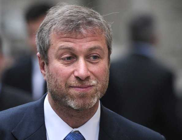 Chủ tịch Chelsea, tỷ phú Roman Abramovich