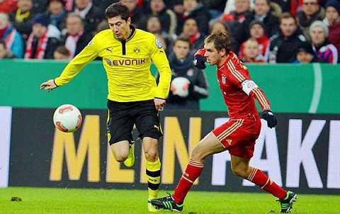 Dortmund sẽ bất ngờ vượt qua Bayern?