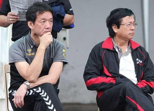 Ông Tanabe và ông Phạm Ngọc Viễn