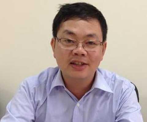 Nhà báo Vũ Duy Hưng - Ảnh: Tùng Đinh