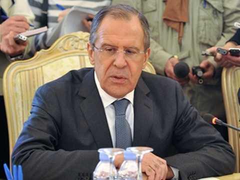 Ngoại trưởng Nga Sergei Lavrov kêu gọi các bên ở bán đảo Triều Tiên kiềm chế - Ảnh: RIA Novosti