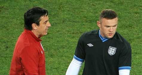 Rooney sẽ nghe lời đàn anh để tiếp tục ở lại?