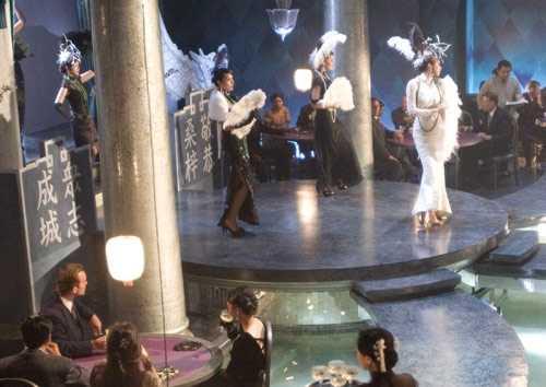 Năm 2009, tin Lý Nhã Kỳ nhận được vai thứ chính, khá quan trọng trong bộ phim Shanghai khiến dư luận bàng hoàng.
