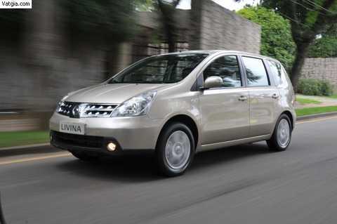 Nissan Grand Livina nhỏ nên chật