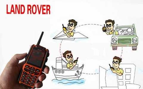 Điện thoại có bộ đàm ( thoại miễn phí ) giá bán 1.690.000 VND