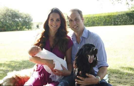 Hình ảnh hạnh phúc viên mãn của cặp đôi hoàng gia Anh Kate và William.