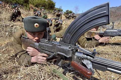 Triều Tiên từng đe dọa chiến tranh với liên quân Mỹ - Hàn