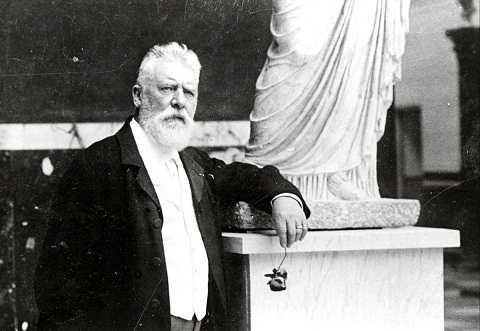 Nhà sáng lập của Carlsberg, J.C Jacobsen.