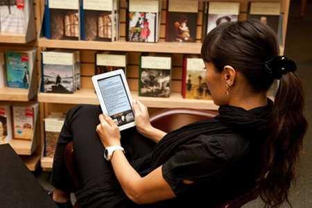 Ấn phẩm điện tử đang là xu hướng đọc phổ biến trên thế giới(Ảnh internet mang tính minh họa)