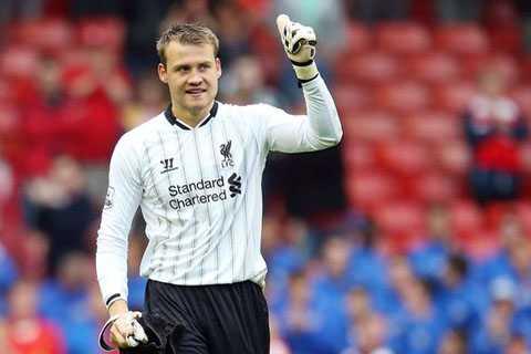Vừa chuyển đến Liverpool, Mignolet đã để lại dấu ấn