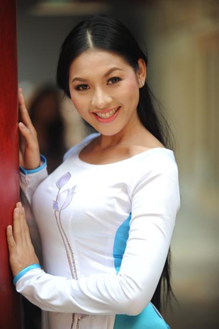 Thái Nhã Vân tuyên bố nếu muốn nổi tiếng thì sẽ đi bằng tài năng và nghị lực của cá nhân mình chứ không dùng chiêu PR nudeđể thiền.