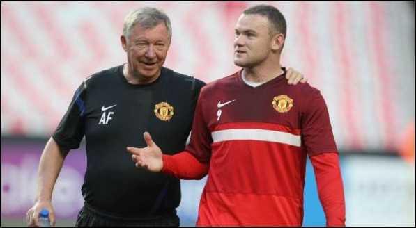 Thầy trò Sir Alex và Rooney sẽ cùng nhau rời MU vào hè này?